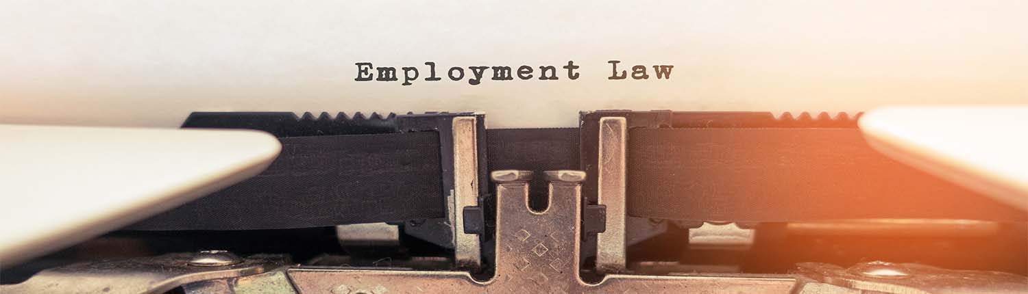 HR employment law