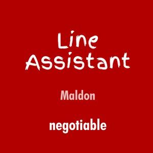 line assistant new job